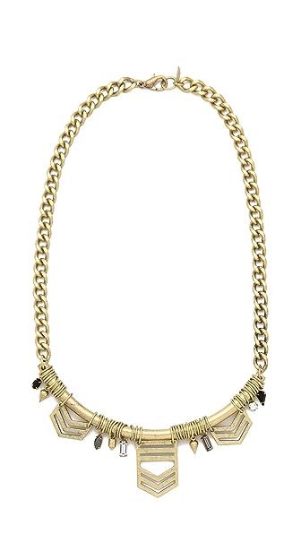 Jene DeSpain Dakota Crescent Necklace