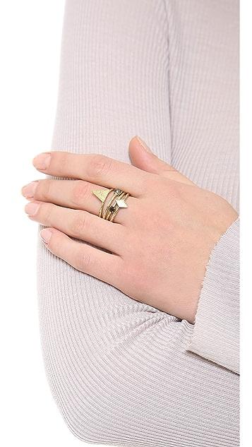 Jene DeSpain Deco Native Ring Set