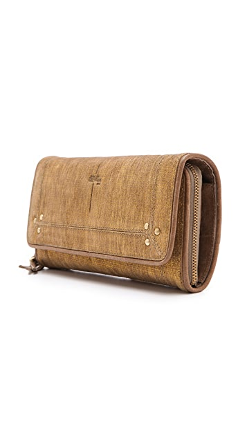 Jerome Dreyfuss Paf Wallet Clutch