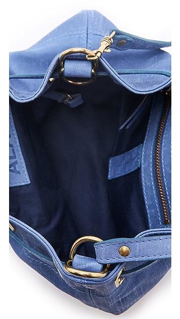 Jerome Dreyfuss Alain Small Bucket Bag