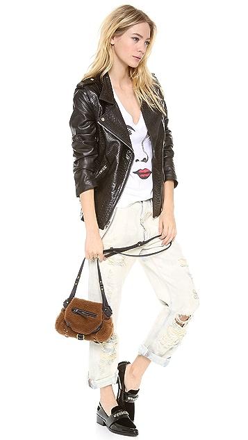 Jerome Dreyfuss Twee Mini Shoulder Bag