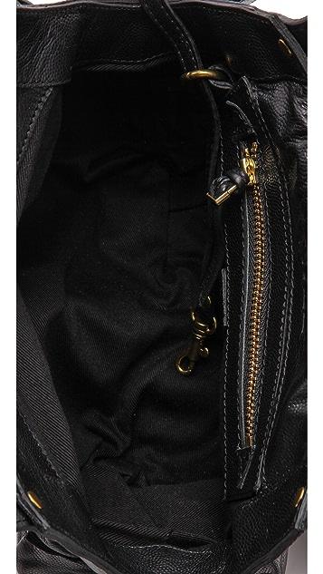 Jerome Dreyfuss Twee Small Caviar Noir Bag