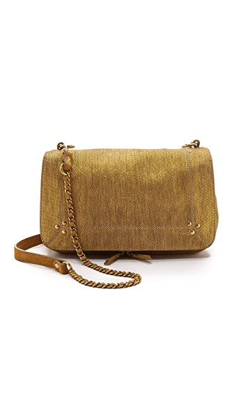Jerome Dreyfuss Sueded Bobi Shoulder Bag