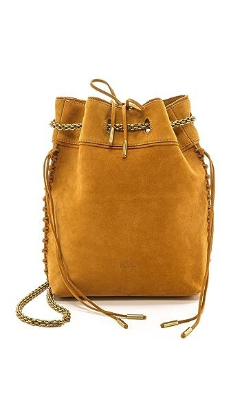 Jerome Dreyfuss Gary Fringe Bucket Bag