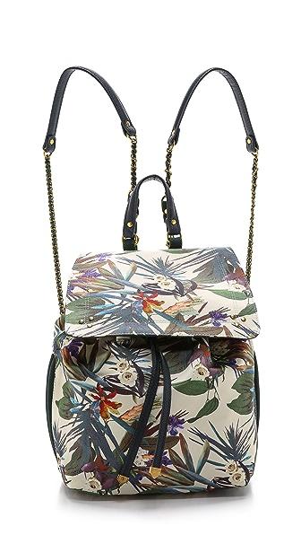 Jerome Dreyfuss Floral Print Florent Backpack