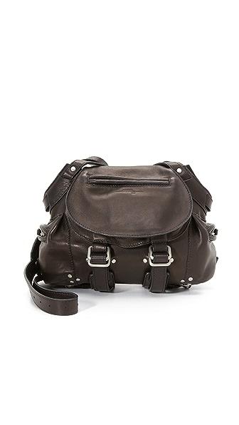 Jerome Dreyfuss Twee Cross Body Bag - Black