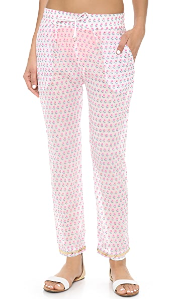 Juliet Dunn Drawstring Pants