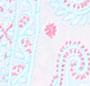 White/Turqouise/Pink
