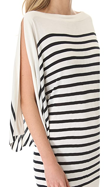 Jean Paul Gaultier Striped Dress