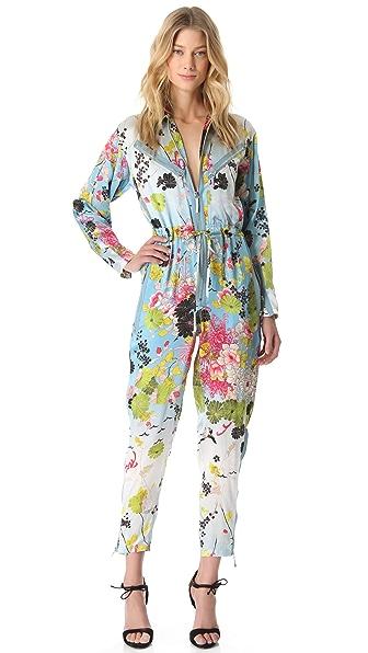 Jean Paul Gaultier Kimono Jumpsuit