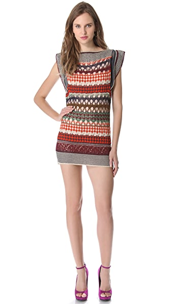 Jean Paul Gaultier Crochet Dress