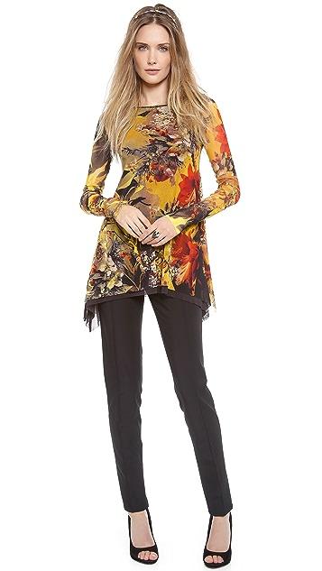 Jean Paul Gaultier Printed Tunic