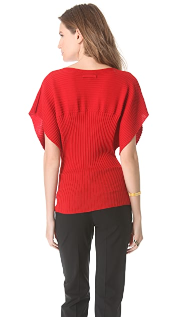 Jean Paul Gaultier Short Sleeve Sweater