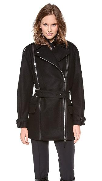 Jean Paul Gaultier Wool Coat