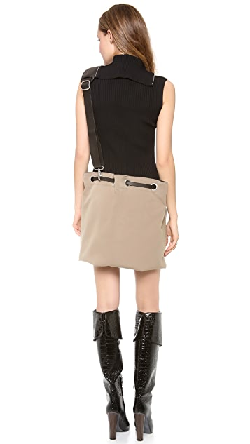 Jean Paul Gaultier Sleeveless Bag Dress