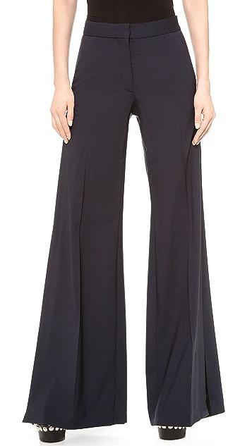 Jean Paul Gaultier Wide Leg Pants