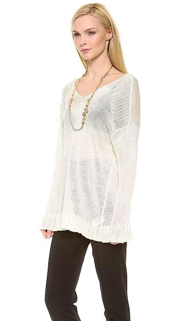 Jean Paul Gaultier Long Sleeve Sweater