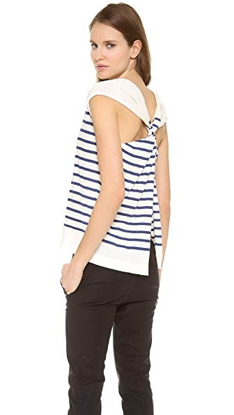Jean Paul Gaultier Sleeveless Top