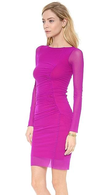 Jean Paul Gaultier Long Sleeve Dress