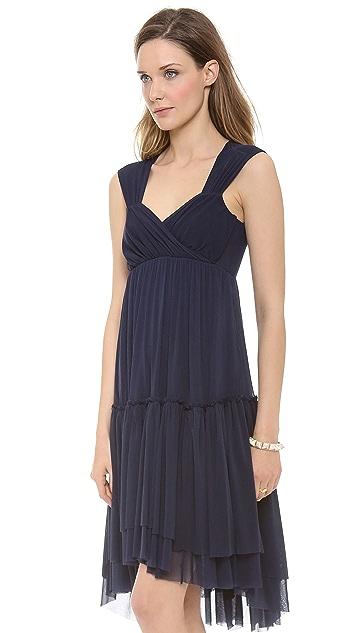 Jean Paul Gaultier Cap Sleeve Dress