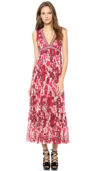 Jean Paul Gaultier Sleeveless Maxi Dress