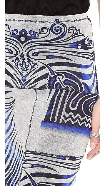 Jean Paul Gaultier Maxi Skirt
