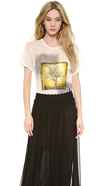 Jean Paul Gaultier Short Sleeve Top