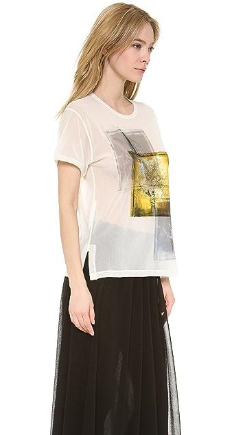 Jean Paul Gaultier Short Sleeve Top
