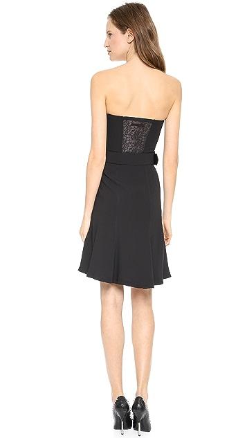Jean Paul Gaultier Strapless Bustier Dress
