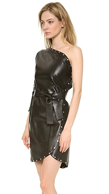 Jean Paul Gaultier One Shoulder Dress
