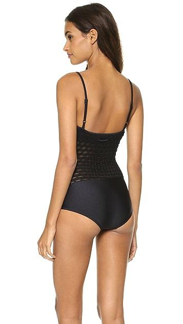 Jean Paul Gaultier One Piece Swimsuit