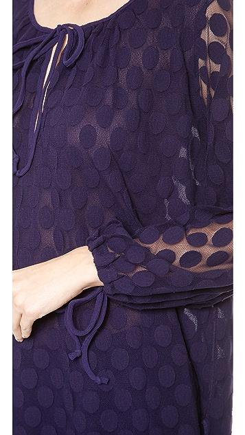 Jean Paul Gaultier Long Sleeve Tunic Top