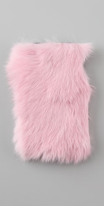 Jagger Edge Fur iPhone Cover