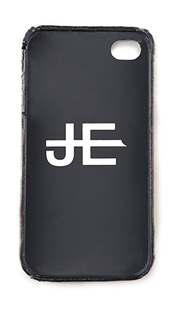 Jagger Edge Spring Fling iPhone 4 Cover
