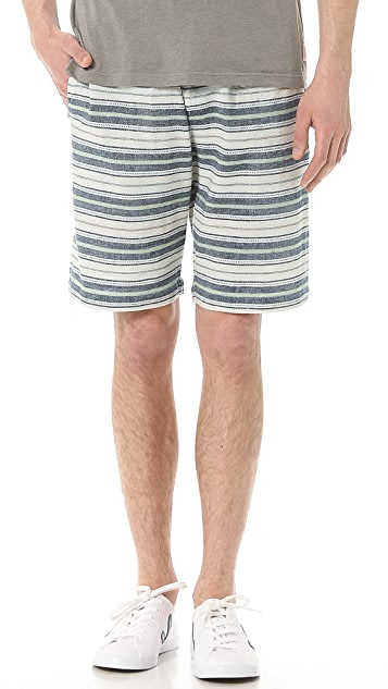 Jed & Marne Cloudland Beach Shorts