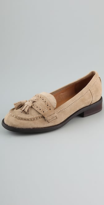 Jeffrey Campbell College Suede Loafers