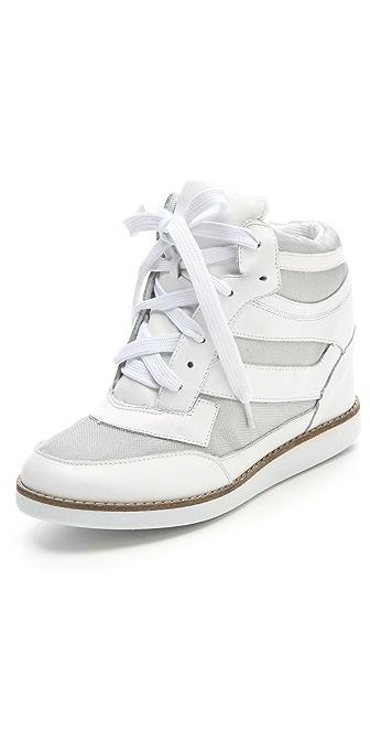 Jeffrey Campbell Gio Hidden Wedge Sneakers