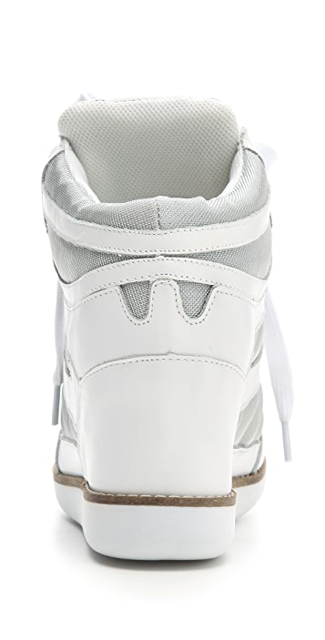 Jeffrey Campbell Gio Hidden Wedge Sneakers