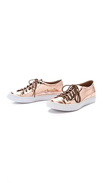 Jeffrey Campbell Flavia Scratch Proof Sneakers