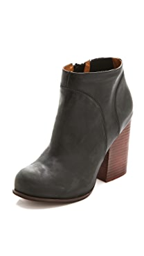 Jeffrey Campbell Hanger Leather Booties