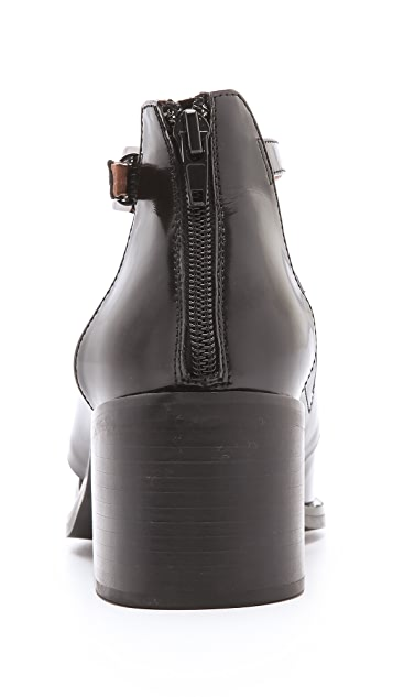 Jeffrey Campbell Melina Cutout Booties