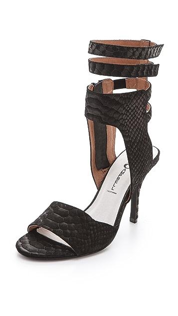 Jeffrey Campbell Skybox High Heel Sandals