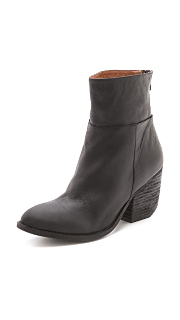 Jeffrey Campbell Rosmore Zip Booties