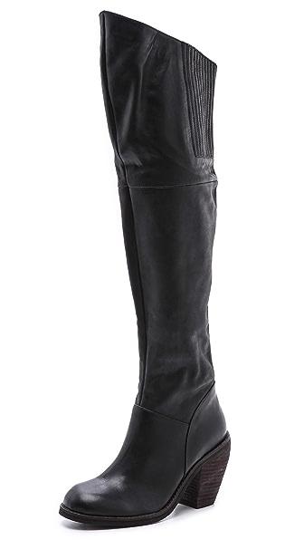 Jeffrey Campbell Oklahoma Knee High Boots