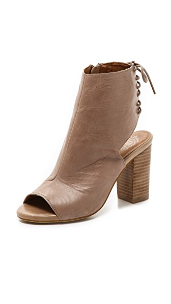 Jeffrey Campbell Quincy Open Toe Booties