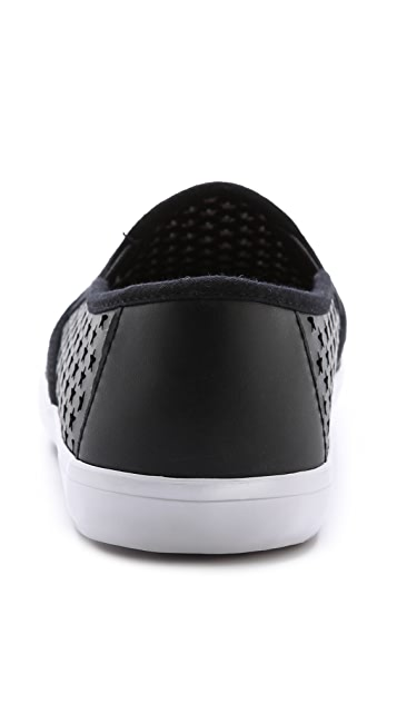 Jeffrey Campbell Dougray Star Cutout Sneakers