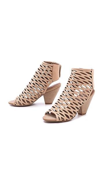 Jeffrey Campbell Produce Laser Cut Sandals