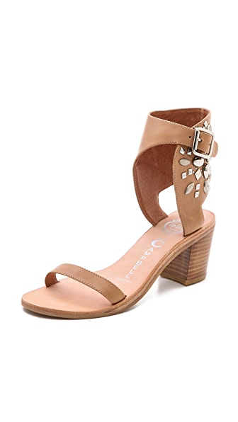 Jeffrey Campbell Des Moines Embellished Sandals