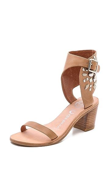 Jeffrey Campbell Des Moines Embellished Sandals