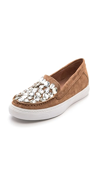 Jeffrey Campbell Skip Jewel Slip On Sneakers
